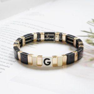 Roxanne Assoulin Alphabet City Bracelet - G